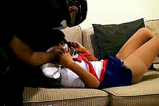 Thai model is Hosed Bound Tickled and Spanked (preview)