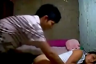 Indian village girl first time home sex with cousin