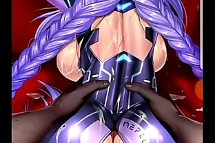 Purple Heart Gets Dominated!!