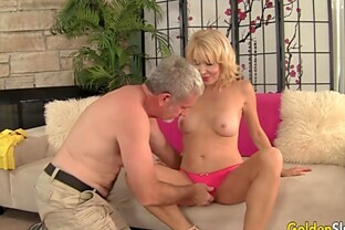 Granny Erica Lauren Licked and Dicked