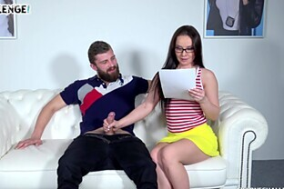 Wendy Moon enjoys casting guys who know how to handle her