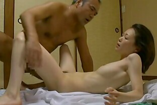 Mature Japanese woman likes to get her pussy licked and fucked.
