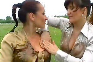 A Very Wet And Nasty Picnic