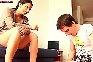 BLACKMAILED STEPBROTHER - I WANT A SISTER NOT BROTHER ! - COMPLETE FEMINIZATION AND SISSY TRAINING