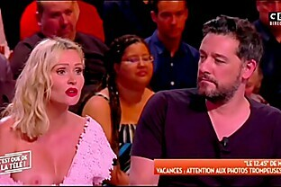 Flash Tits french tv