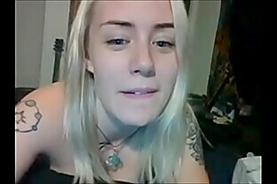 First time webcam threesome