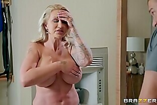 Sneaky Mom 3 - Ryan Conner - FULL SCENE on http:///BraSex