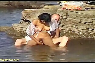 real indian teen sex in the ocean