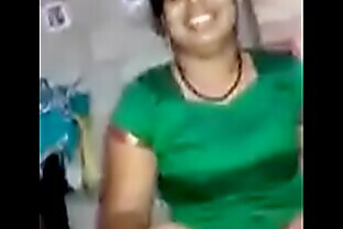 Mallu maid with owner