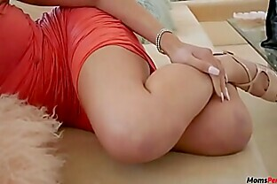 Son s dick is always available for mom!