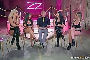 Brazzers House 3: Finale with a lot of Pornstars - FULL SCENE on http:///BraSex