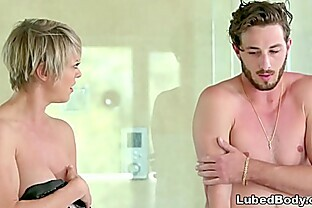 OMG, My Friend s Mom is a Nuru Masseuse - Dee Williams and Lucas Frost