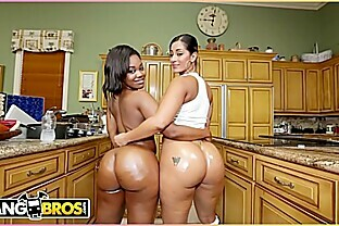 BANGBROS - Prepare To Whack Off Until Your Nuts Explode! It s Spicy J and Nina Rotti.